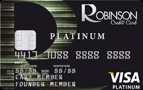 บัตรเครดิตร่วมโรบินสัน แพลทินัม กสิกรไทย